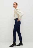 MANGO - Jeans celia - blue