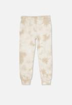 Cotton On - Corey trackpant - neutral