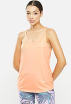 Move Pretty - The bella tank - blush