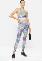 Move Pretty - The zoe long leggings - purple