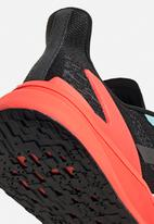 adidas Performance - X9000l3 m - core black/core black/solar red