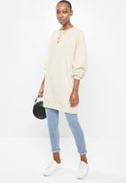 MANGO - Sweatshirt silva - beige