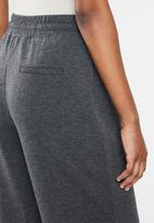 MANGO - Trousers mia - dark grey