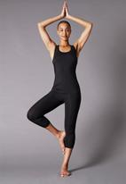 BOODY - 3/4 active leggings - black
