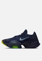 Nike - Air Zoom superrep 2 - blackened blue/bright mango-cyber
