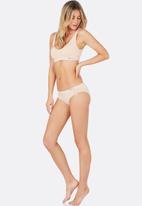 BOODY - Classic bikini - neutral