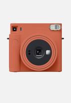 Fujifilm - Instax Square SQ1 Camera - Terracotta Orange