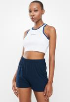 Missguided - Msgd contrast trim racer top co ord - grey