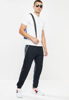 Tommy Hilfiger - Piping fleece cuffed pant - navy