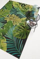 Hertex Fabrics - Delicious woven outdoor rug - forest