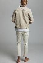 Cotton On - Rodeo jacket  - stone