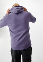 Cotton On - Essential fleece pullover - purple