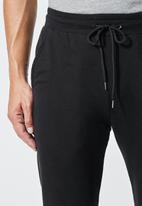 Superbalist - Miami skinny sweatpants - black