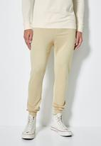 Superbalist - Madrid slim sweatpant - beige