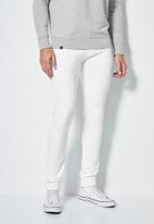 Superbalist - Seattle skinny jeans - white