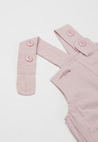 POP CANDY - Baby dungaree - pink