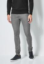 Superbalist - London super skinny - grey