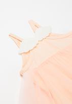 POP CANDY - Baby girls tutu dress - pink
