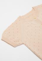 POP CANDY - Girls buttoned top - pink
