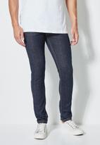 Superbalist - Seattle skinny jeans - indigo