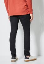 Superbalist - Seattle skinny jeans - black