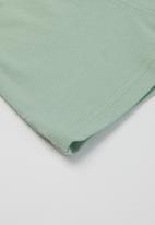 POP CANDY - Girls elastic waist shorts - green
