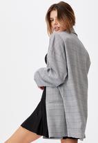 Factorie - Oversized blazer - multi