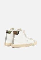 Diesel  - S-mydori mc sneakers - white