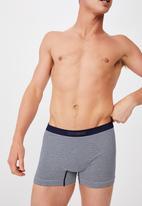 Cotton On - Mens seamless trunks - navy