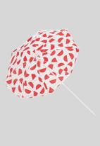 H&S - Beach umbrella - melon