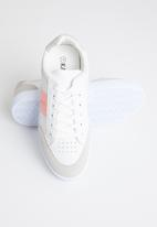 KANGOL - Strace sneaker - white & pink