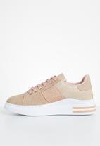 KANGOL - Stellasta sneaker - pink