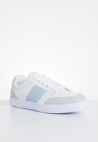 KANGOL - Strace sneaker - white & blue