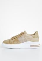 KANGOL - Stellasta sneaker - beige