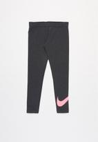 Nike - G nsw favorites swsh tight - grey