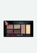 Rimmel -  Mini Power Palette - 001 Fearless
