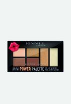 Rimmel - Mini Power Palette - 002 Sassy