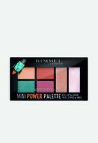 Rimmel - Mini Power Palette - 004 Pioneer