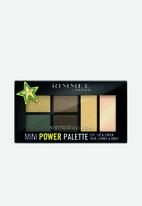 Rimmel - Mini Power Palette - 005 Boss Babe