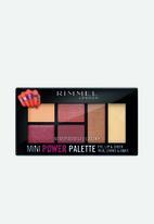 Rimmel - Mini Power Palette - 006 Fierce