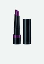 Rimmel - Lasting Finish Matte Lipstick Plum Power