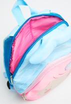 POP CANDY - Girls mermaid backpack - pink & blue