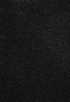 Superbalist - Boyfriend coat - black