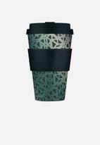 Ecoffee Cup - Blackgate ecoffee cup - grey