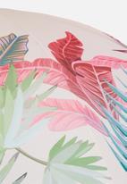 H&S - Beach umbrella dia 200 cm - pink
