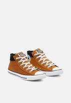Converse - Chuck taylor all star street mid - seasonal color
