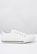 Cotton On - Classic trainer - white