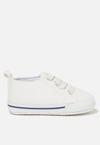 Cotton On - Mini classic trainer - white