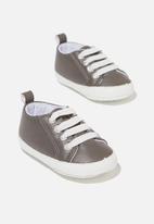 Cotton On - Mini classic trainer - dark grey