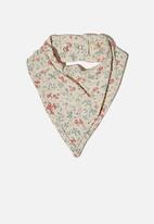 Cotton On - The bandana bib - multi
